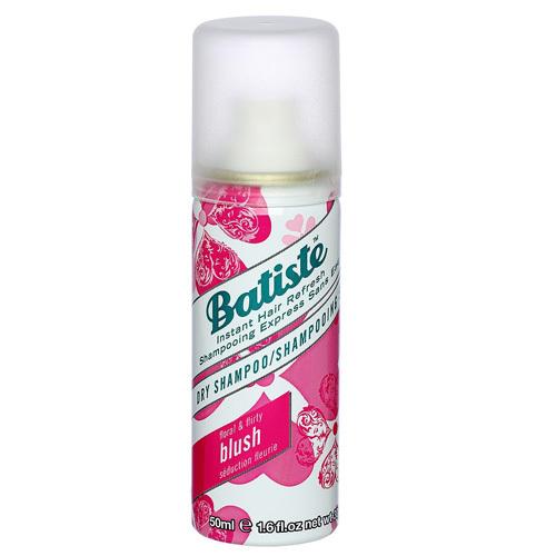 Batiste Suchý šampon na vlasy s květinovou vůní (Dry Shampoo Blush With A Floral & Flirty Fragrance) 50 ml