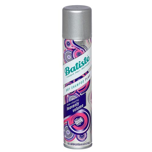Batiste Suchý šampon pro maximální objem vlasů (Dry Shampoo Plus Heavenly Volume) 200 ml 200 ml