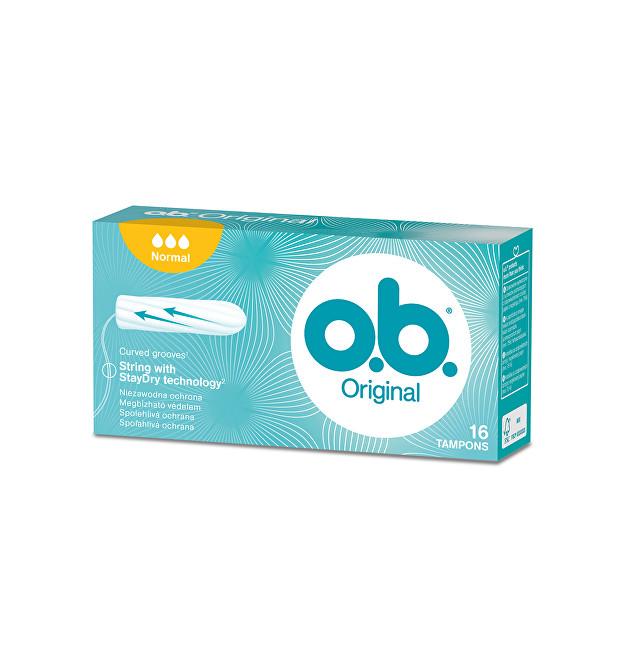 O.b. Tampóny Original Normal 32 ks