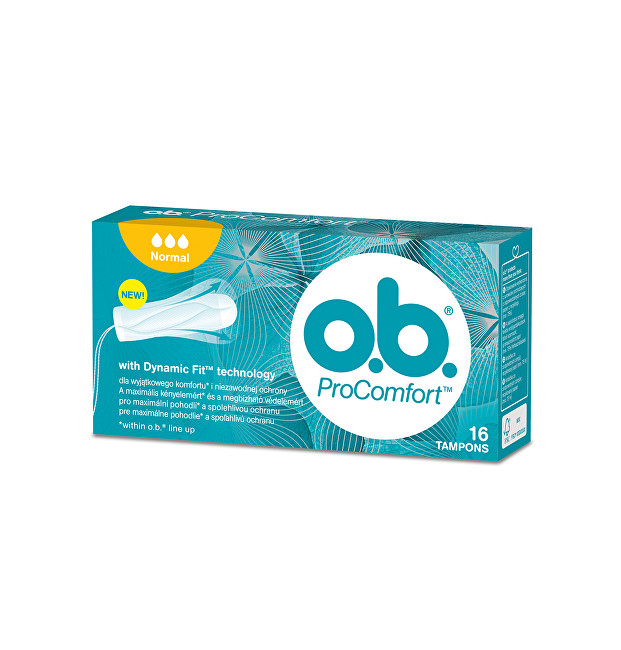 O.b. Tampóny ProComfort Normal 8 ks