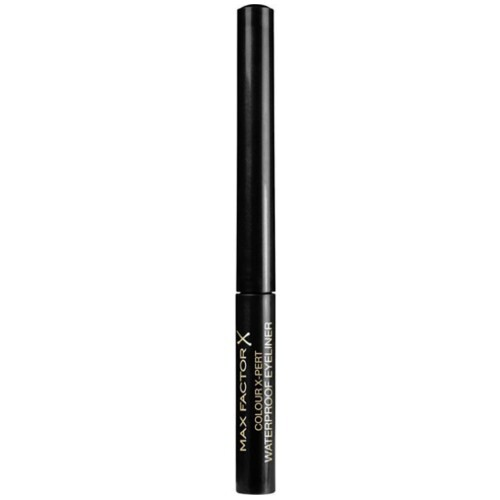 Max Factor Tekutá očná linka Colour X-Pert (Waterproof Eyeliner) 7 ml 01 Deepblack