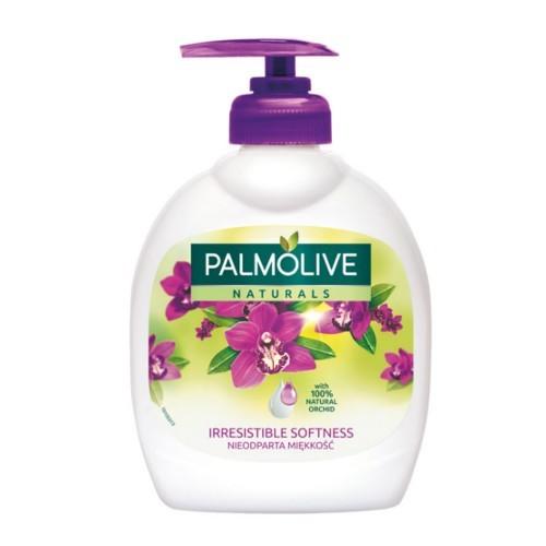 Palmolive Tekuté mýdlo Černá Orchidej Naturals (Black Orchid Irresistible Softness) 300 ml