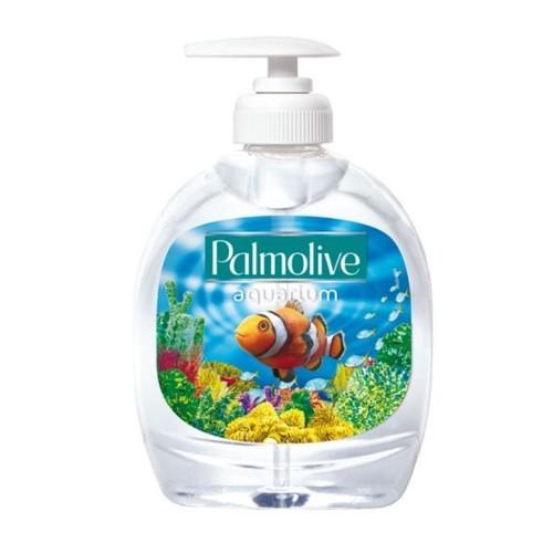 Palmolive Tekuté mýdlo pro děti s pumpičkou Akvárium (Aquarium) 300 ml