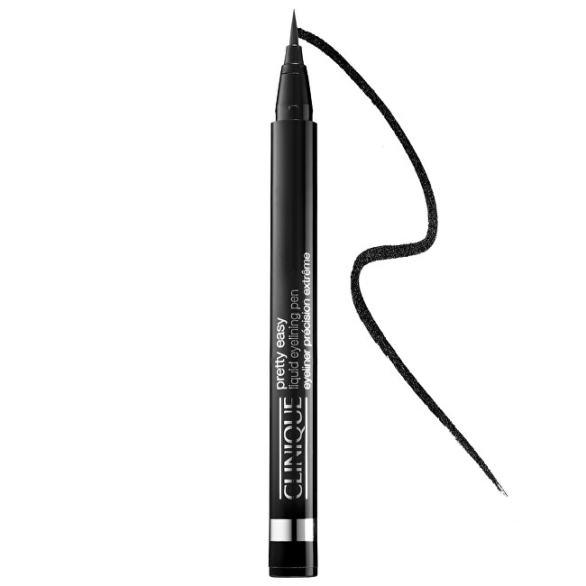 Clinique Tekuté oční linky Pretty Easy Liquid Eyelining Pen 2 ml 01 Black