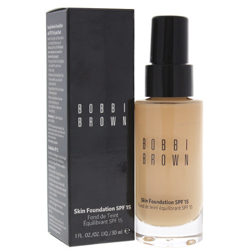 Bobbi Brown Tekutý make-up SPF 15 (Skin Foundation SPF 15) 30 ml Natural Tan