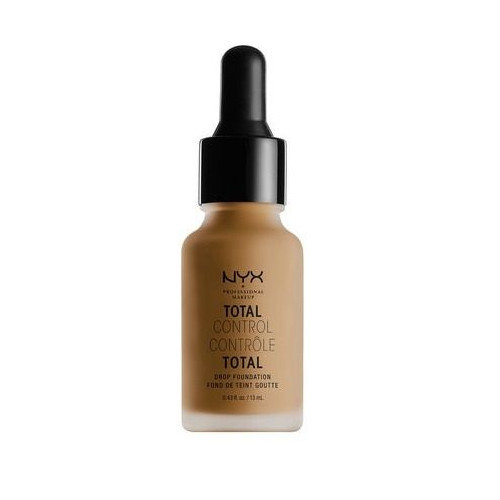 NYX Tekutý make-up Total Control (Drop Foundation) 13 ml 17 Cappuccino