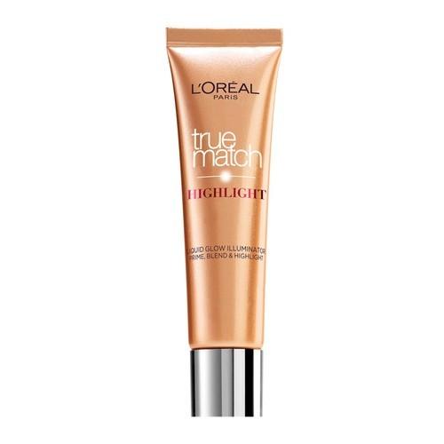 Loreal Paris Tekutý rozjasňovač (True Match Hightlight) 30 ml Golden Glow