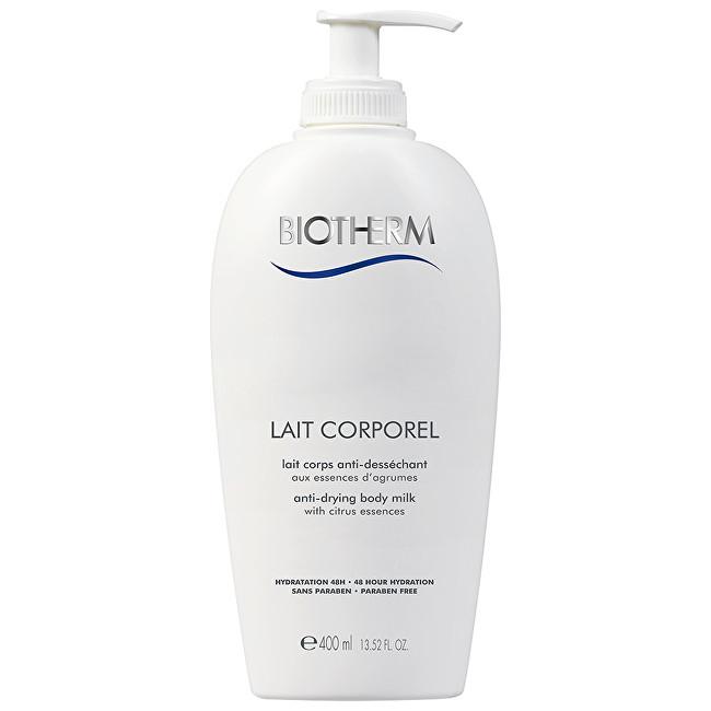Biotherm Tělové mléko s citrusovými extrakty proti únavě Lait Corporel (Anti-Drying Body Milk) 400 ml