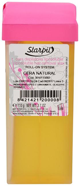 Starpil Tělový epilační vosk 110 g Růžový
