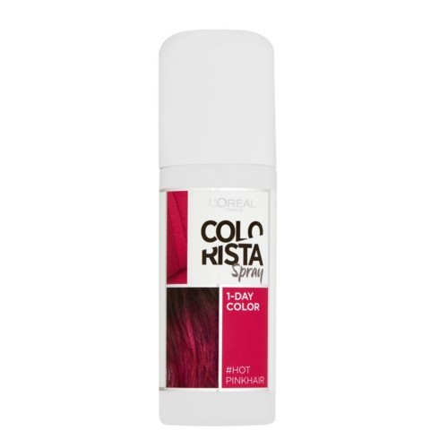 L´Oréal Paris Tónovací barva na vlasy ve spreji Colorista Spray 75 ml 1 Hot Pink