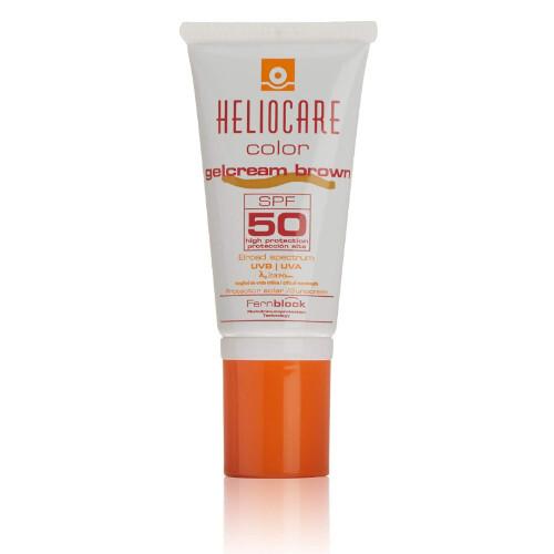 Heliocare Tónovací gel krém SPF 50 Color (Gelcream) 50 ml Light
