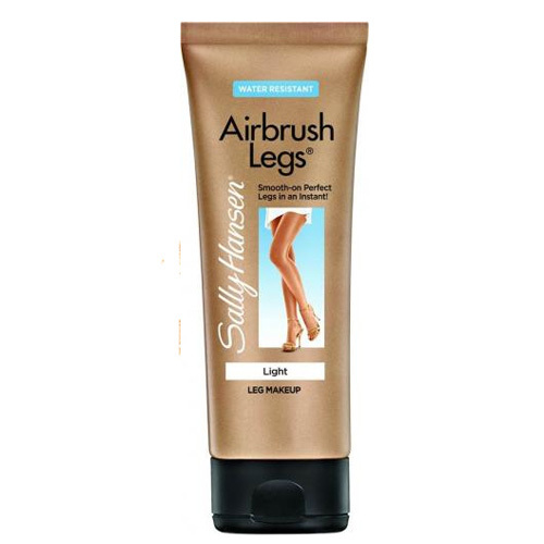 Sally Hansen Tónovací krém na nohy (Airbrush Legs Smooth) 118 ml Tan