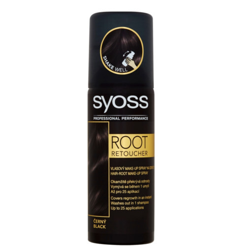Syoss Tónovacie sprej na odrasty Root Retoucher ( Hair -Root Make-up Spray) 120 ml Světle plavá