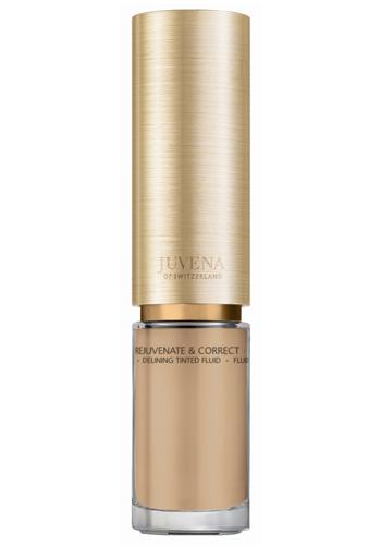 Juvena Tónující fluid SPF 10 (Rejuvenate & Correct Delining Tinted Fluid) 50 ml Natural Bronze