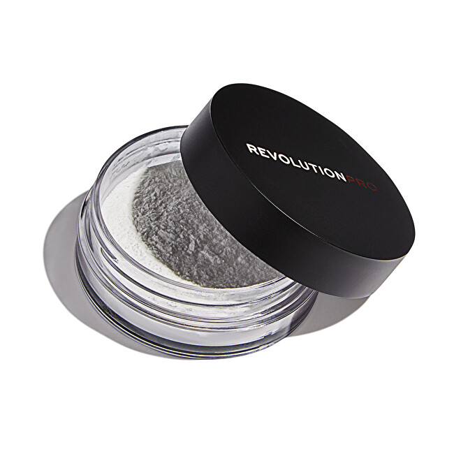 Revolution PRO Transparentný púder Loose Finishing Powder PRO (Loose Finishing Powder) 8 g Loose Finishing Powder