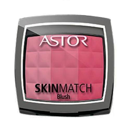 Astor Trio tvářenka Skin Match (Blush) 8,25 g 001 Rosy Pink