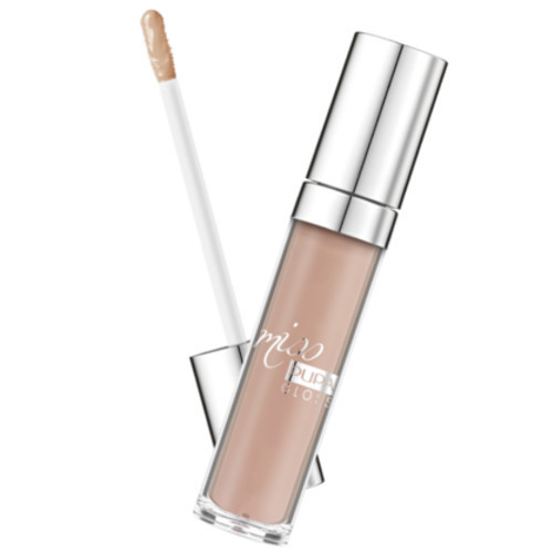 Pupa Třpytivý lesk na rty Miss Pupa Gloss (Ultra Shine Gloss Instant Volume Efect) 5 ml 103 Forever Nude