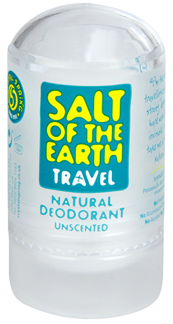 Salt Of The Earth Tuhý kryštálový deodorant ( Natura l Deodorant) 90 g