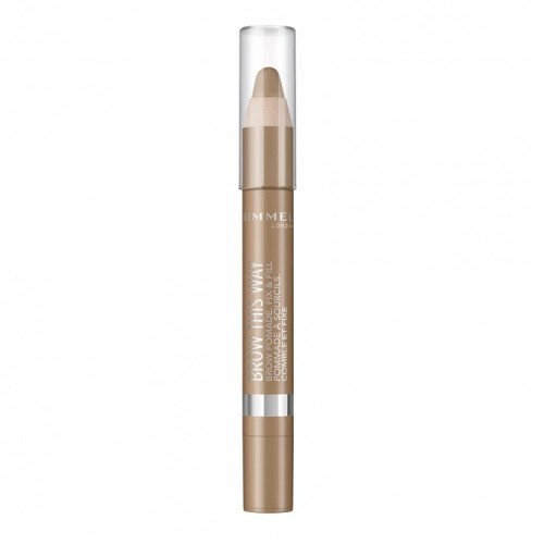 Rimmel Ceruzka na obočie Brow This Way (Brow Pomade) 3,25 g 001 Light