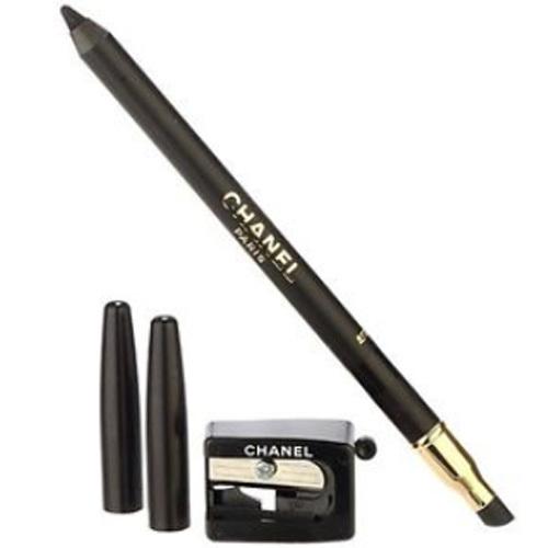 Chanel Ceruzka na oči s orezávačom Le Crayon Yeux (Precision Eye Definer) 1 g 01 Noir