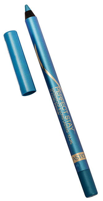 Astor Ceruzka na oči Perfect Stay (Waterproof & Long Lasting Kajal Pencil) 2 g 087 Pacific Shimmer