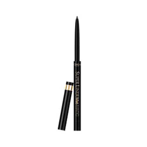 L´Oréal Paris Tužka na oči Super Liner Mat-MATIC 5 g Ultra Black