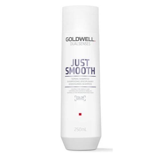 Goldwell Uhlazující šampon pro nepoddajné vlasy Dualsenses Just Smooth (Taming Shampoo) 250 ml