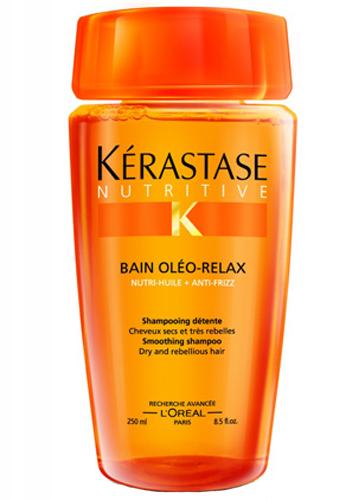 Kérastase Uhlazující šampon pro suché a nepoddajné vlasy Bain Oléo-Relax (Smoothing Shampoo) 250 ml
