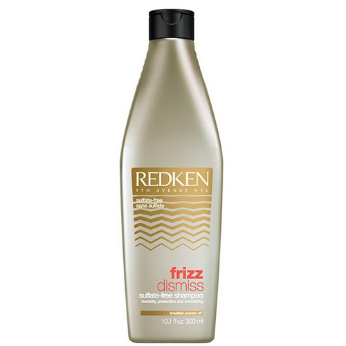 Redken Uhlazující šampon proti krepatění vlasů Frizz Dismiss (Sulfate-Free Shampoo for Humidity Protection & Smoothing) 300 ml