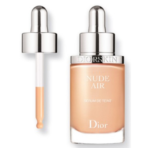 Dior Ultra ľahké tekuté tónovacie sérum (Diorskin Nude Air Serum) 30 ml 040 Honey Beige