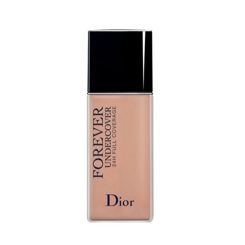 Dior Make-Up, lichid ultra fin - asigură protecția zilnică a pielii Diorskin Forever (Undercover 24H Full Coverage) 40 ml 015 Beige Tendre