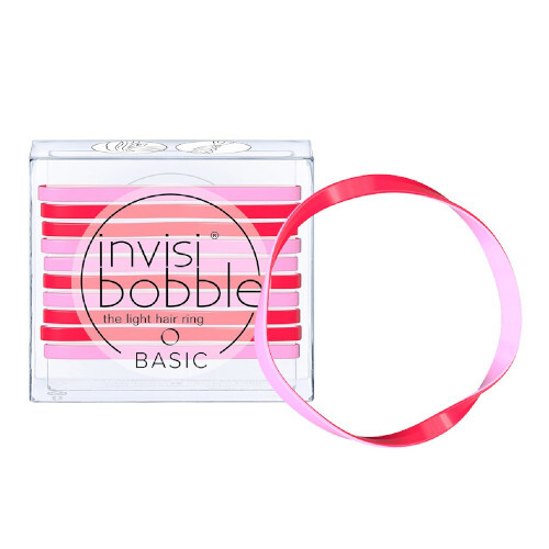 Invisibobble Ultra tenká gumička do vlasů Invisibobble Basic Jelly Twist