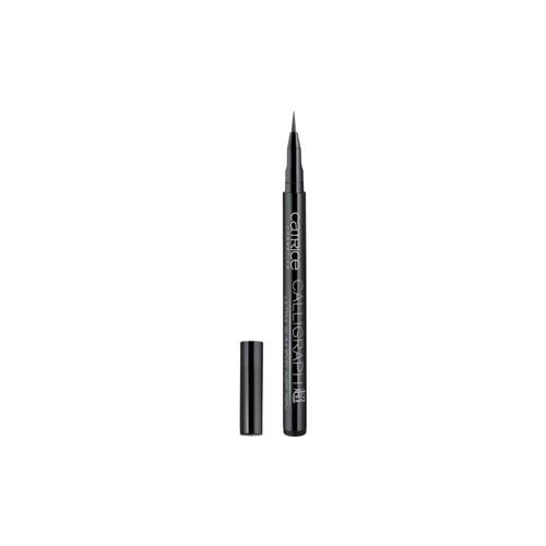 Catrice Ultra tenké oční linky v peru Calligraph (Ultra Slim Eyeliner Pen) 1 ml 010 Blackest Black