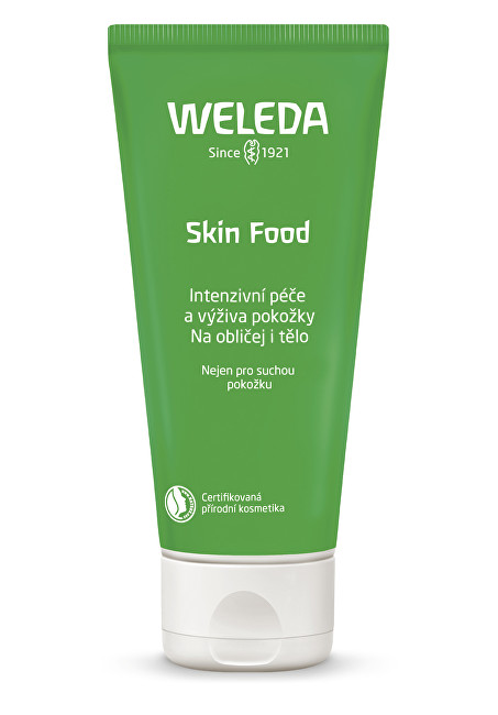 Fotografie WELEDA Skin Food 75ml