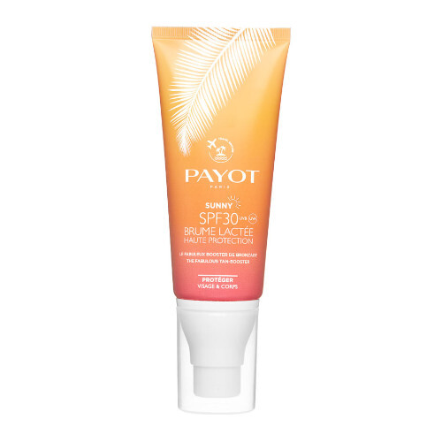 Payot Urýchľovač opálenie SPF 30 Sunny (The Fabulous Tan-Booster) 150 ml