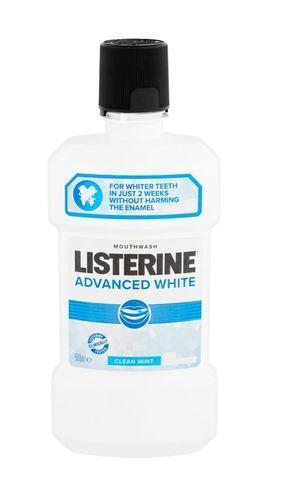 Listerine Ústna voda s bieliacim účinkom Advanced White 1000 ml