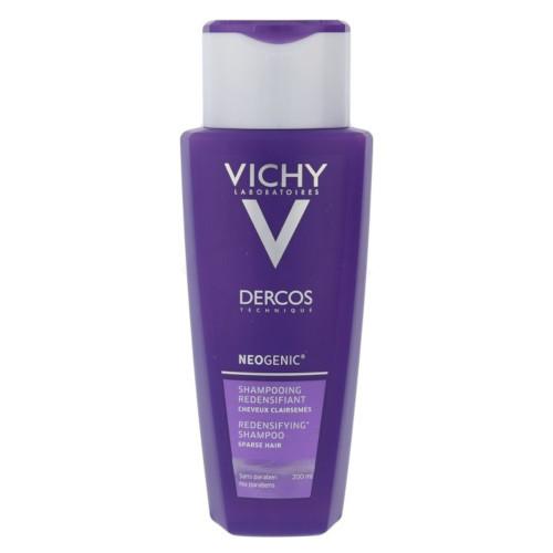 Vichy Šampon pro ženy na obnovu hustoty vlasů Dercos Neogenic (Redensifying Shampoo) 200 ml