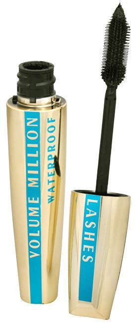 Loreal Paris Voděodolná řasenka Volume Million Lashes Waterproof 9 ml Black