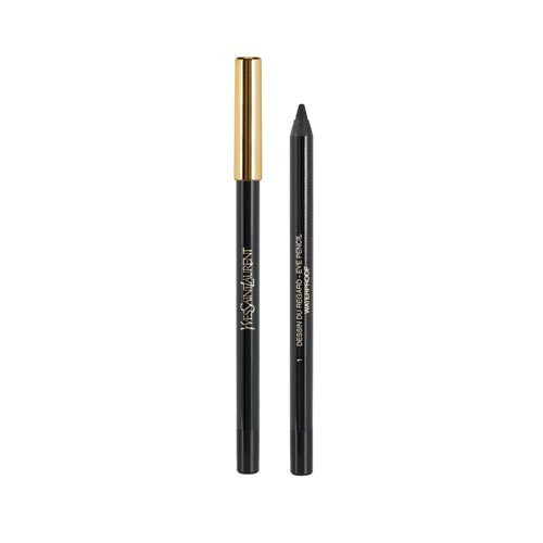 Yves Saint Laurent Voděodolná tužka na oči Dessin du Regard (Waterproof Eye Pencil) 1,2 g 1 Noir Effronté