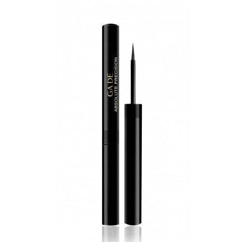 GA-DE Voděodolné lesklé oční linky (Absolute Precision Waterproof Eyeliner) 1,2 ml No.01 Pure Black