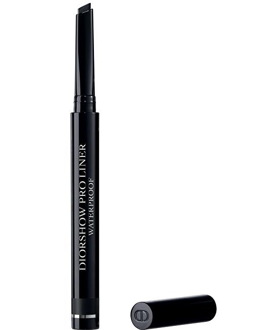 Dior Voděodolné oční linky DiorShow (Pro Liner Waterproof) 0,3 g 092 Pro Black