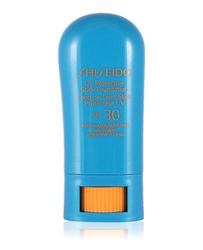 Shiseido Voděodolný make-up SPF 30 v tyčince (Sun Protect Stick Foundation) 9 ml Beige