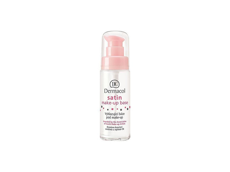 Dermacol Vyhlazující báze pod make-up (Satin Make-up Base) 15 ml