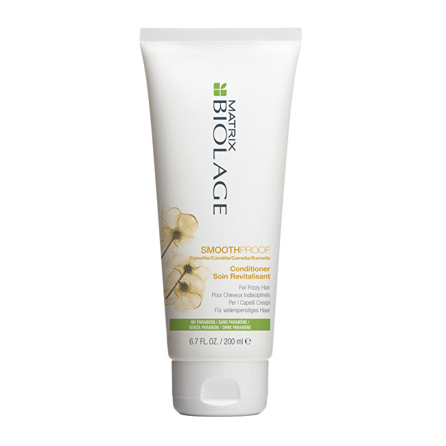 Biolage Vyhlazující kondicionér pro silné a krepaté vlasy Biolage SmoothProof (Conditioner) 200 ml