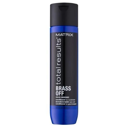 Matrix Výživný kondicionér pro studené odstíny vlasů Total Results Brass Off (Conditioner) 300 ml