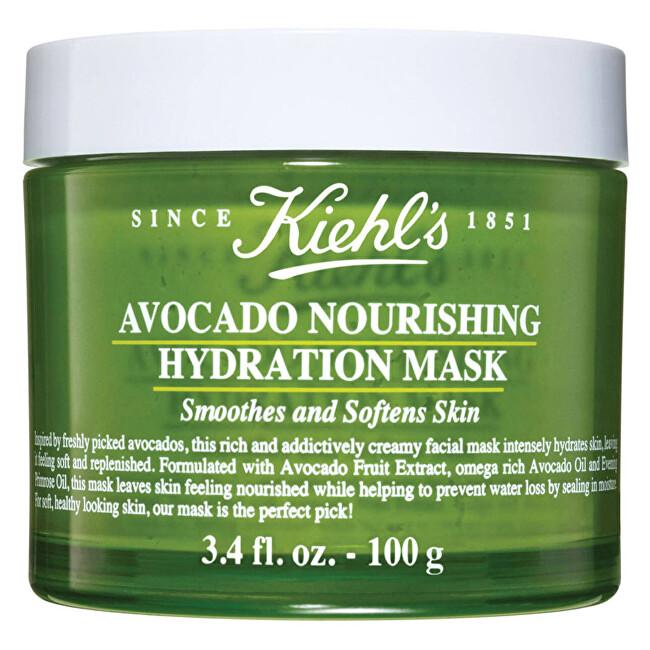 Kiehl´s Vyživujúce a hydratačná maska s avokádom ( Avocado Nourish ing Hydration Mask) 25 g