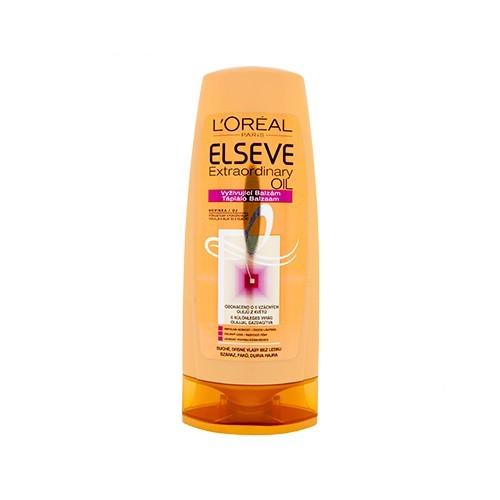 L´Oréal Paris Vyživující balzám na vlasy Elseve (Extraordinary Oil Balsam) 400 ml