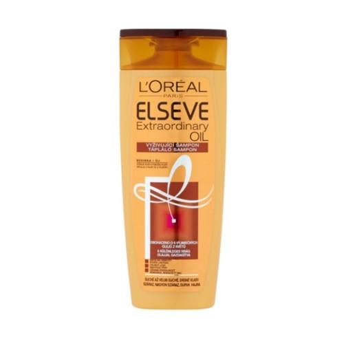 Loreal Paris Vyživující krémový šampon Elseve (Extraordinary Oil Cream Shampoo) 250 ml