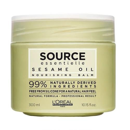 Loreal Professionnel Masca Hranitoare pentru par sensibile Source Essentielle (Sesame Oil) de (Sesame Oil) 500 ml