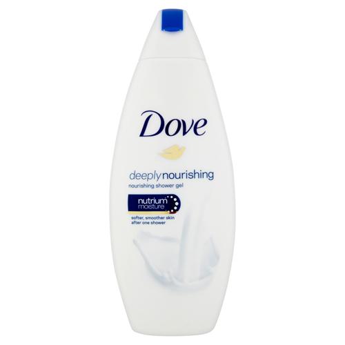Dove Vyživující sprchový gel Deeply Nourishing (Nourishing Shower Gel) 250 ml
